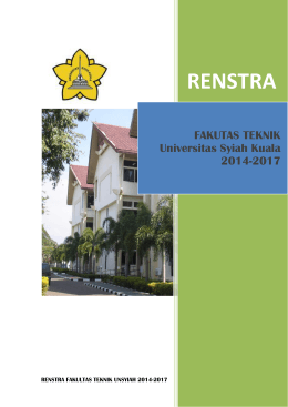 FT Unsyiah 2014-2017 - Program Studi Teknik Komputer