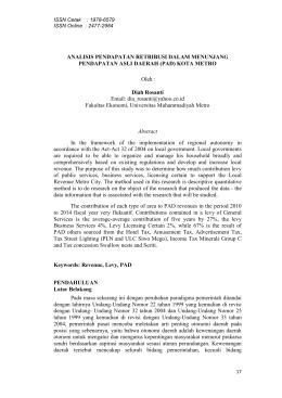 this PDF file - Fakultas Ekonomi UM Metro