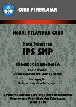 ips smp kelompok kompetensi a