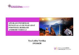 Tya Lolita Vertika 19110438