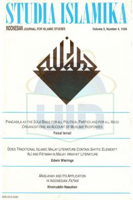 Khairil Anwar - Institutional Repository UIN Syarif Hidayatullah