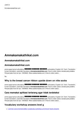 Ammakamakathikal.com
