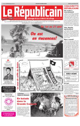 2 août 16.pmd - Le Républicain
