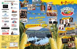 Du plaisir... pour toute la famille - Festival du maïs de Saint