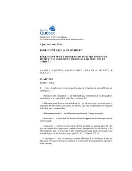 pdf: règlement sur le programme d`intervention en