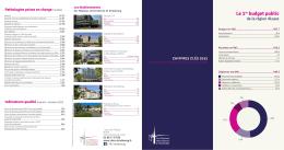 Les chiffres-clés 2015 - Les Hôpitaux Universitaires de Strasbourg