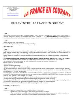 Télécharger le réglement Fichier Fichier PDF