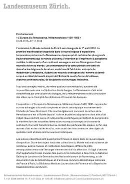 Prochainement (PDF 369KB)