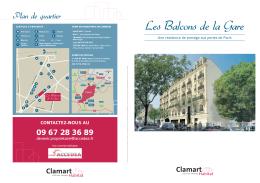 Les Balcons de la Gare - Clamart