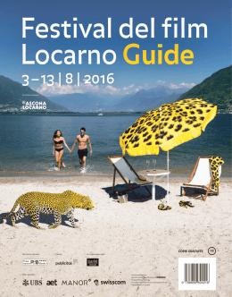 Festival del film Locarno Guide - Ascona