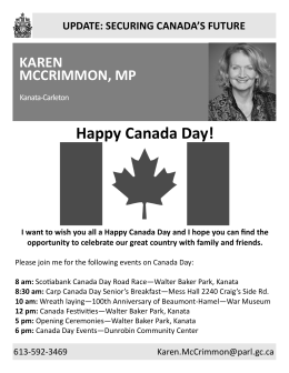 Green Tech - Karen McCrimmon