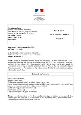 Télécharger le PDF (402ko) - Ministère de l`Agriculture