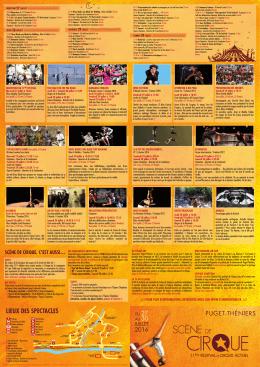 Programme 2016 à télécharger