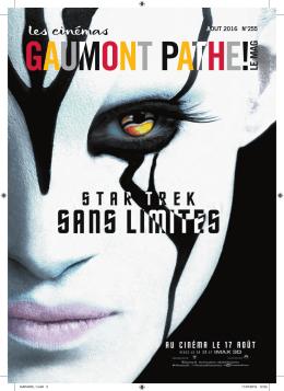 Télécharger PDF - Cinémas Gaumont Pathé