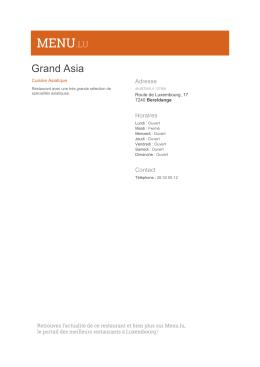 Grand Asia