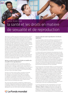 Focus on SRHR_fr.indd