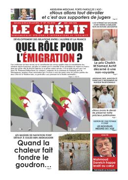 Le Chélif 139
