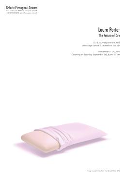Laura Porter - Galerie Escougnou