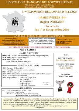 Près de Lav - Association Française des Bouviers Suisses