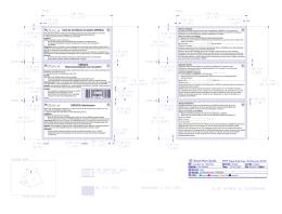 Carte de surveillance du patient ORENCIA ORENCIA