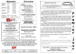 Téléchargez le bulletin au format PDF