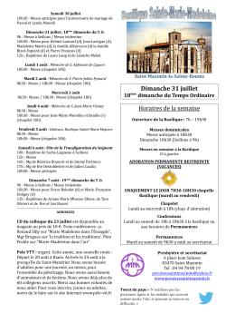 7-31-6 (212.3 Ko) - Paroisse Sainte-Marie