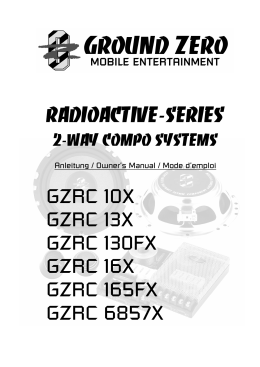 radioactive-series gzrc 10x gzrc 13x gzrc 130fx gzrc 16x gzrc 165fx