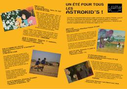astrokid`s - Forum Cinémas