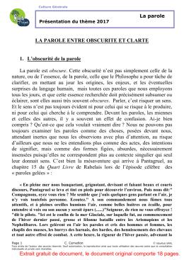 Ouvrir l`extrait du document PDF