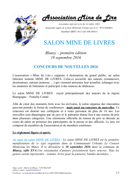 Association Mine de Lire