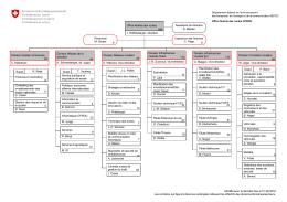 Organigramme de l`OFROU