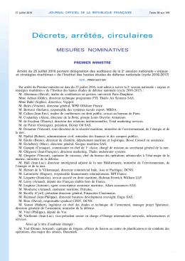Journal officiel de la République française - N° 173 du 27