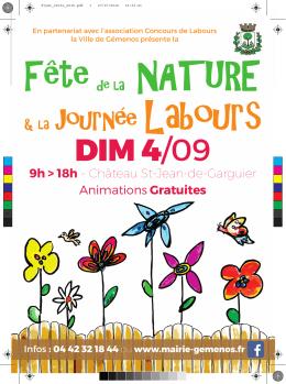 Programme Fête de la Nature (pdf - 3,99 Mo)