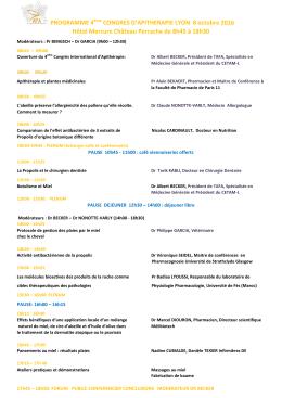 programme_congrès_AFA _8_10_2016