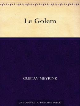 Le Golem - Accueil