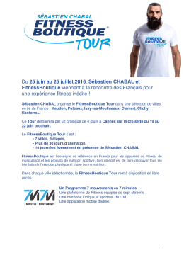 VF2 COM officielle du Tour