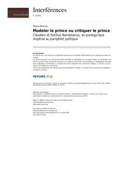 Format PDF - Interférences