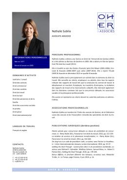 Télécharger CV