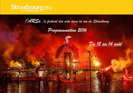 Programmation FARSe 2016