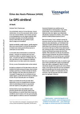 HP020 - Échos des Hauts