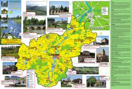 Plan du Pays de Gueugnon