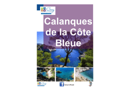 Calanques de la Côte Bleue - Site officiel de l`Office de tourisme de
