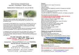 Moissière 30 et 31 juillet 2016 Panorama A4