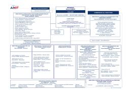 Organigramme général de l`AMF
