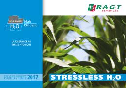 stressless h2o - RAGT Semences
