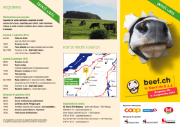 Flyer beef.ch Seigneux