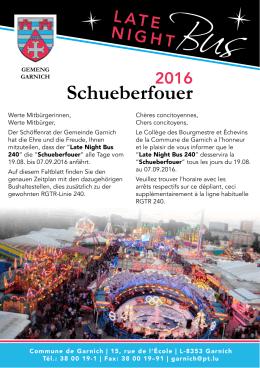 Schueberfouer