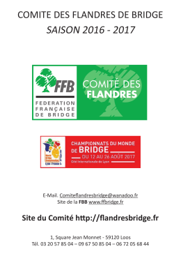 Comité des Flandres de Bridge