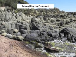 Esterellite du Dramont