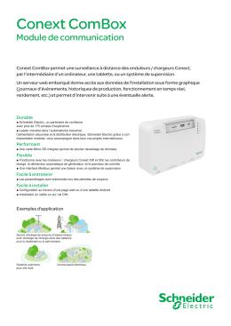 Conext ComBox - Alaska Energies